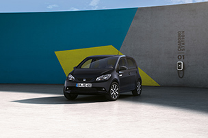 Der brandneue Seat Mii electric