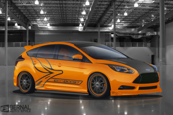 Ford Focus ST von Bojix Design