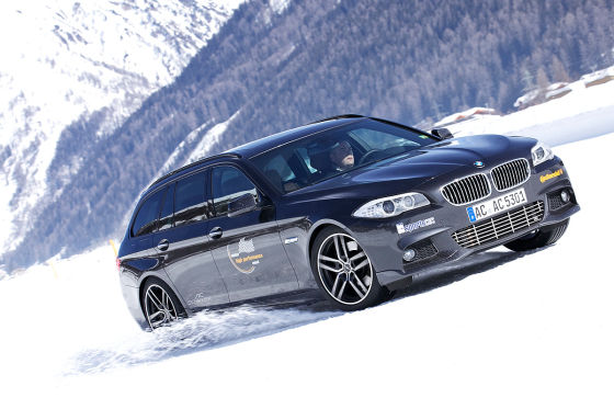 AC Schnitzer 530d xDrive Touring