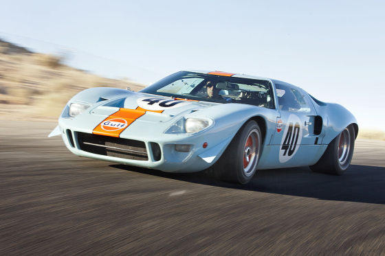Ford GT40 Lightweight