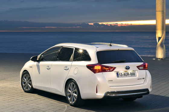 Toyota Auris Touring Sports: Genf 2013